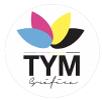 TYM Grafica Logo